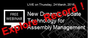 New Dynamic Update Technology for Assembly Management
