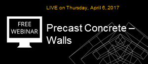WEBINAR: Precast Concrete – Walls. Modeling and Documentation in Revit®