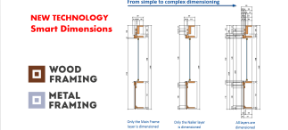 New Smart Dimensions Technology in Framing Software for Revit