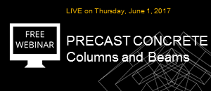WEBINAR: Precast Concrete - Detailed Modeling of Columns and Beams in Revit