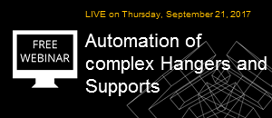 AGACAD Webinar: Automation of Complex MEP Hangers and Supports in Revit