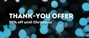 Thank-you Offer: Perpetual Licenses of BIM Solutions 50% Off!