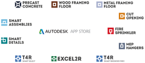 Precast, Metal/Wood Framing Floor join Autodesk App Store