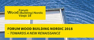 AGACAD to exhibit with AEC at Forum Wood Building Nordic 2018