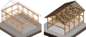 Framing Heavy Timber Structures in Revit® Better and Faster: Workflow Overview