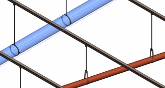 Easier Work with Hangers in Revit® during Construction Stage