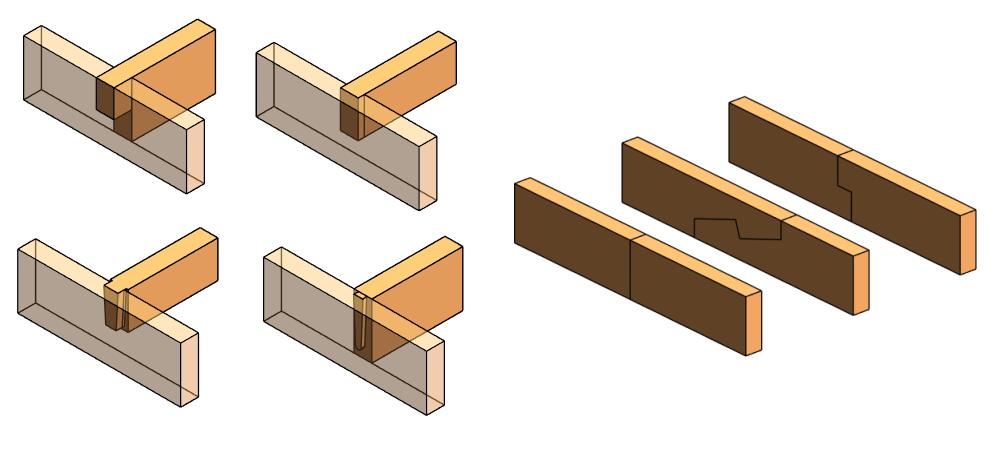 Wood Framing Professional Suite | AGACAD TOOLS4BIM