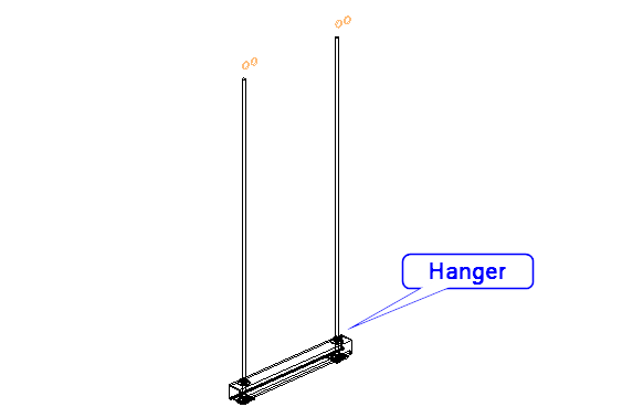 NEW! Unistrut Trapeze Hanger and Support Revit® Families  Multiple