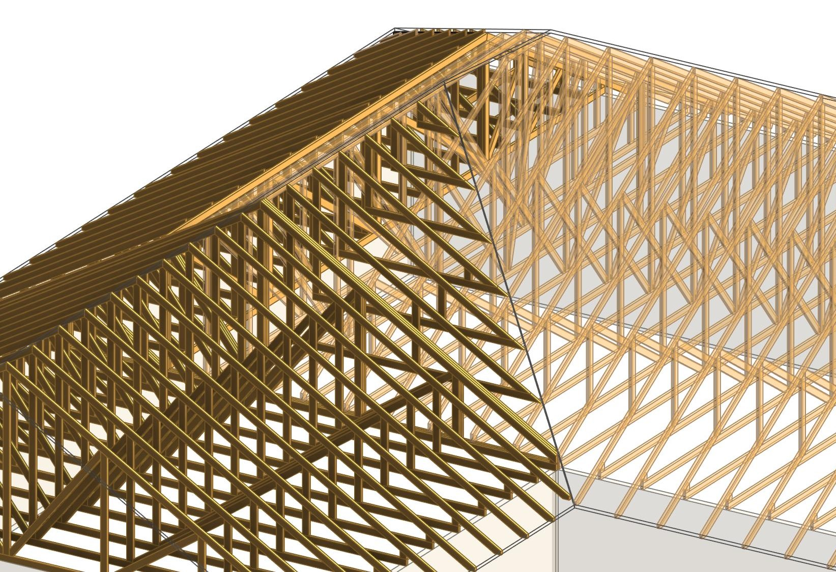 Webinar New Version Of Truss And Auto Generating Complex Roof