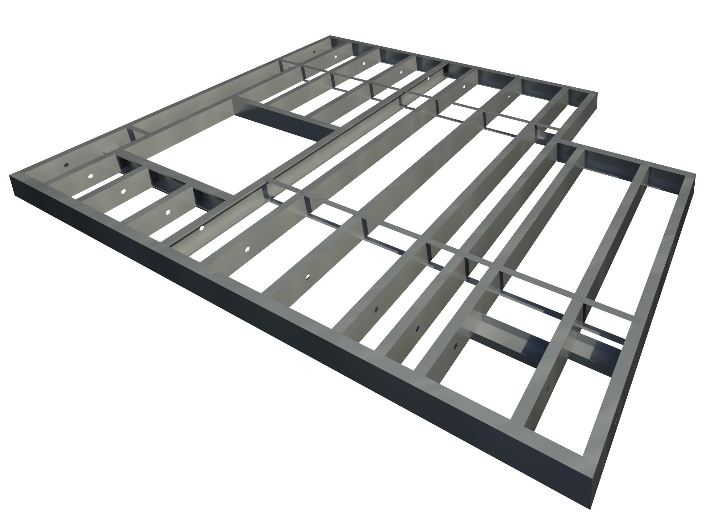 Light Gauge Steel Floor System Design in Revit® | Metal Framing ...