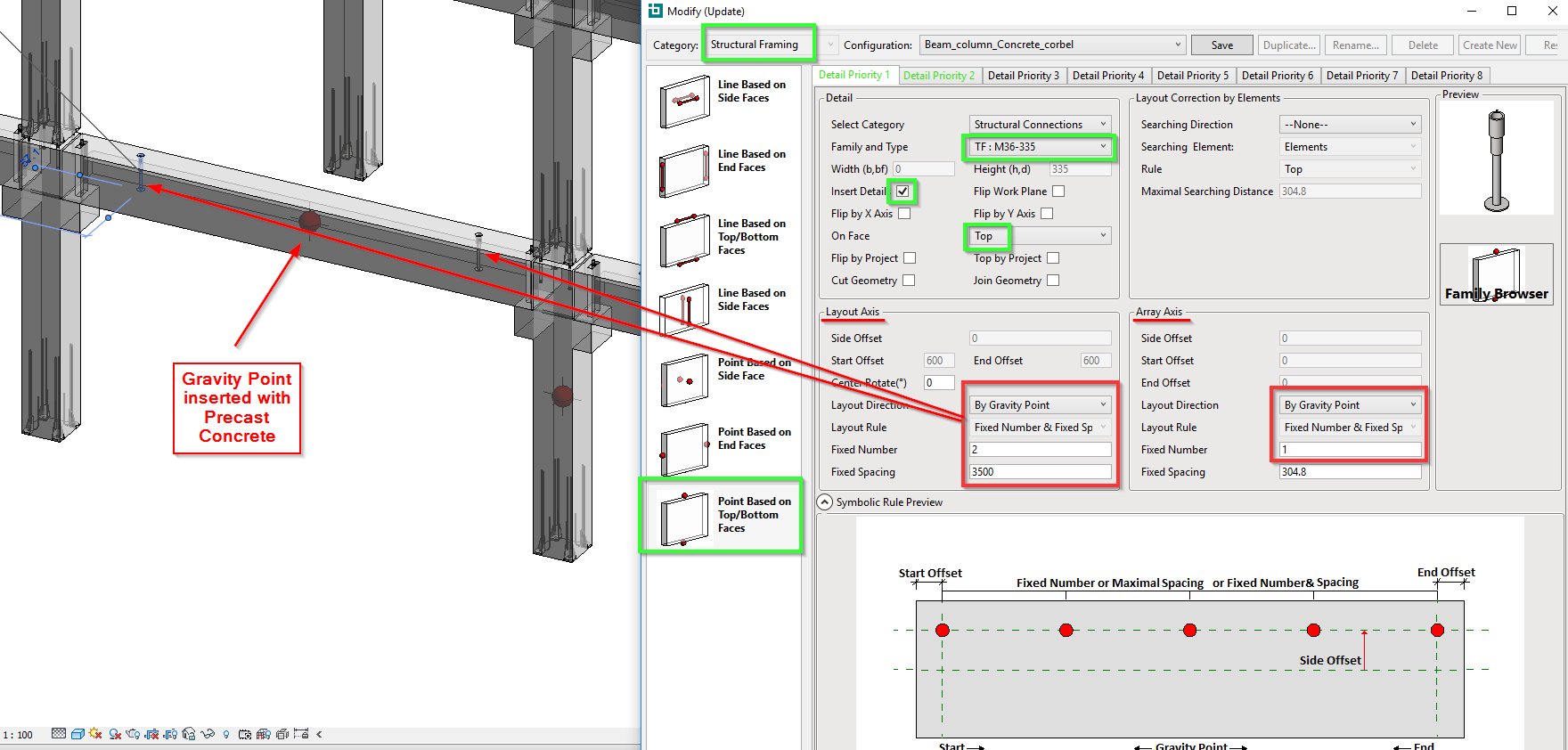 Review of Revit Add-ons for Precast Concrete Beams and Columns ...