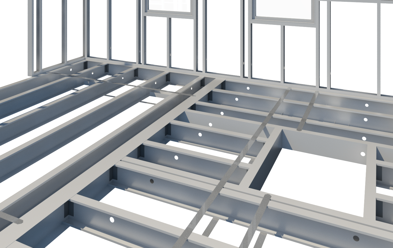 revit how to create a joist