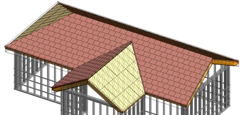 Wonderful Roof+ Frames Prefabricated Roof Panels. Roof Panel Layout Automates Panel  Layout Planning Of Architectural Roofs. Based On Predefined Rules, The  Software ... Pictures Gallery