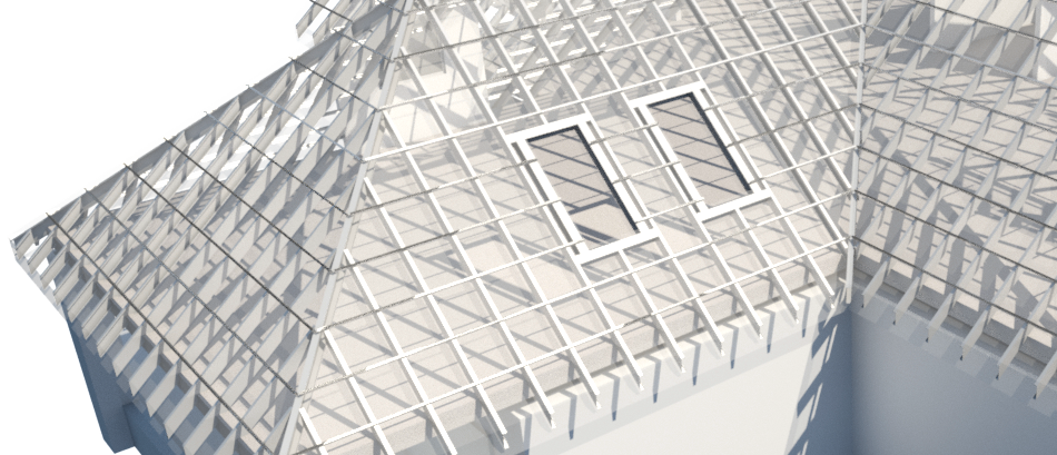 Metal framing rafter new application for revit coming for Roof drawing app