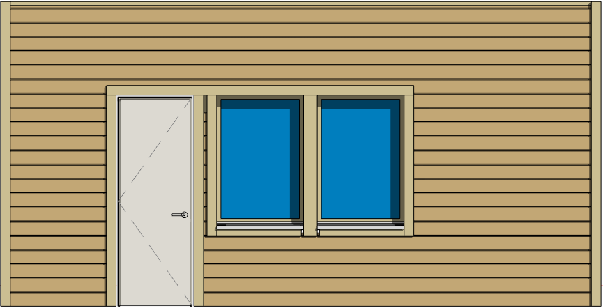 Wood Metal Framing Enhancements Bridging Openings Siding And