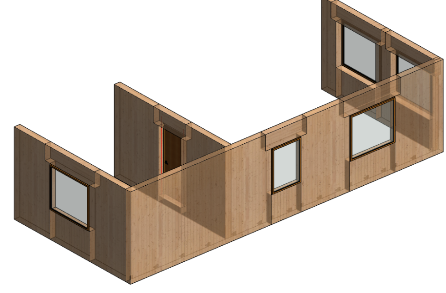 Webinar Clt Panels For Walls Floors Amp Roofs In Revit