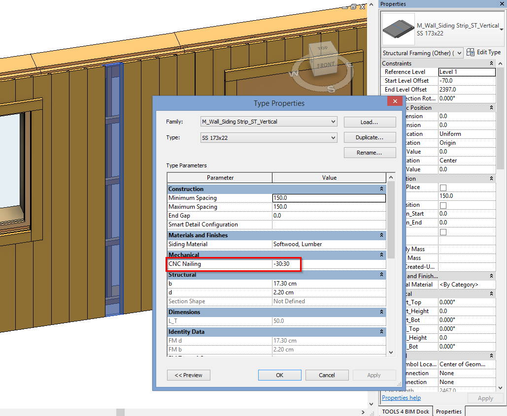 New Possibilities To Create Bim Wood Framing Models And