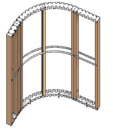 What\'s New in Wood Framing Wall+ 2016.10 and 2015.10? | AGACAD TOOLS4BIM