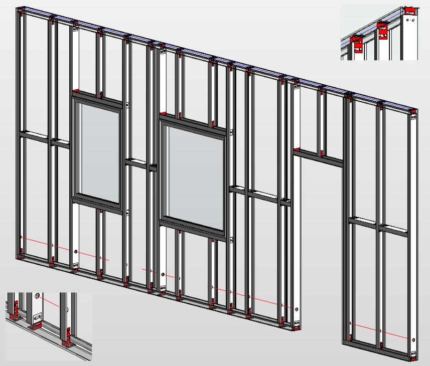 Metal Frame - C+C Framing & Details