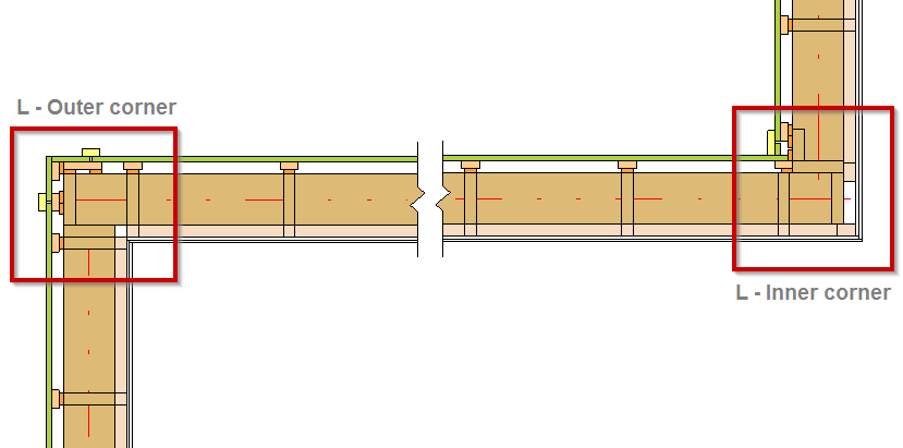 Framing Timber Walls in Revit® Model | Wood Framing Wall+ | AGACAD