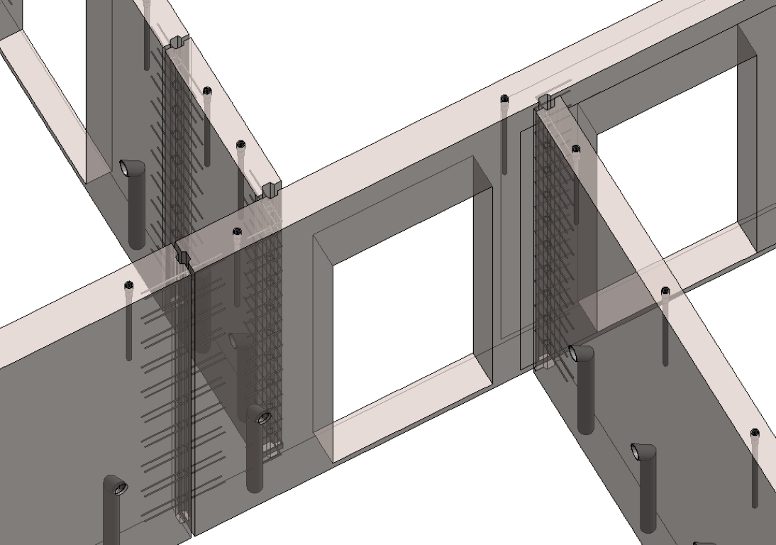 Precast Rcc Wall : Webinar precast concrete walls modeling and