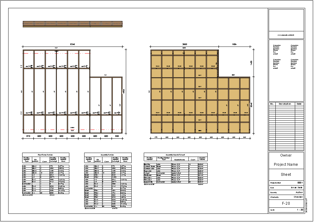 how to add wood framing revit