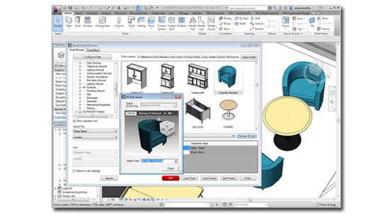 How to Easily Use and Manage Revit® Families? | AGACAD TOOLS4BIM