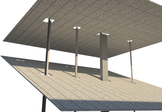 Bim Solution For Automatic Cutting Holes In Revit Model