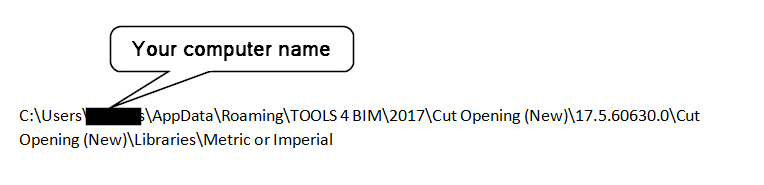 New Cut Opening Revit® families are available  Now it's