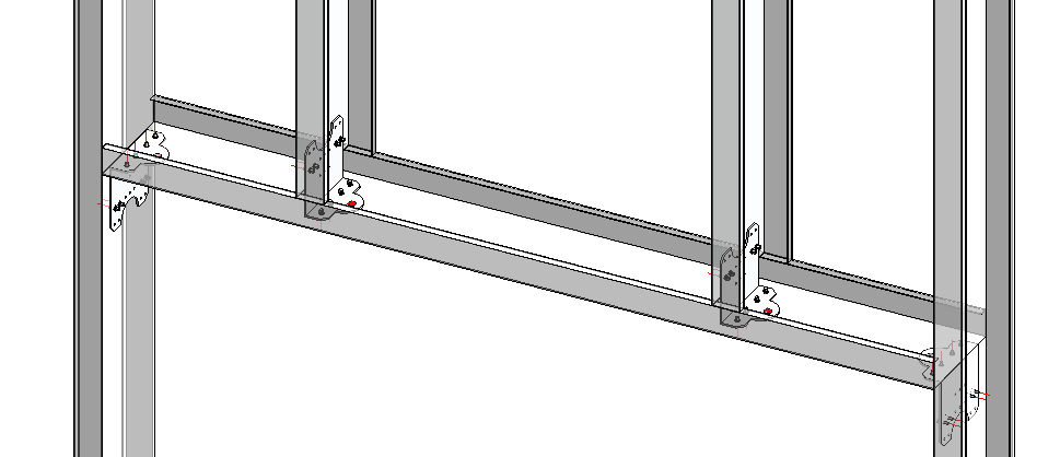 Updated Metal Framing Wall Helps Design Every Detail of Metal Frame