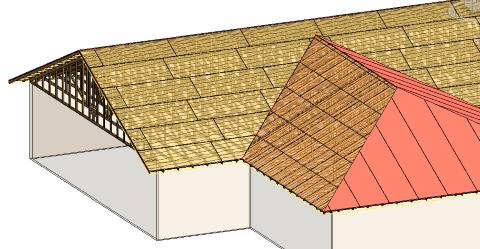 Wood Framing Roof Panel Frame | AGACAD TOOLS4BIM  sc 1 st  Roof & roof wood framing - Roof memphite.com