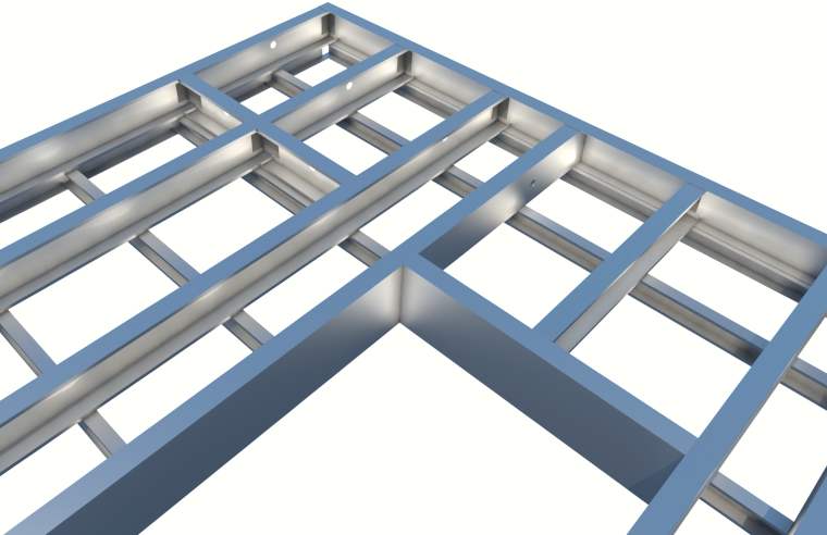 Light Gauge Steel Floor System Design In Revit Metal Framing Floor Agacad